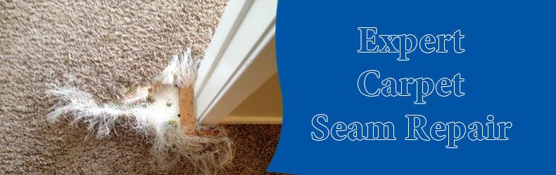 Expert Carpet Seam Repair